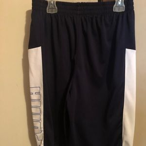 boys puma basketball shorts